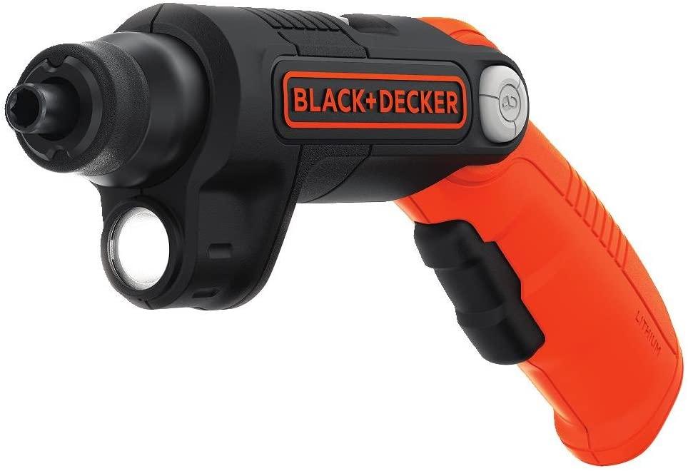 Black Decker BDCSFL20C Cordless Screwdriver