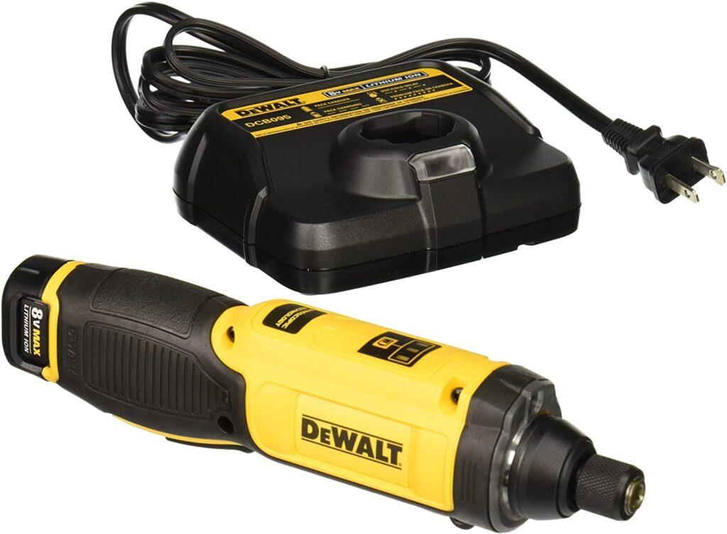 Dewalt 8V MAX DCF682N1 Cordless Screwdriver Kit
