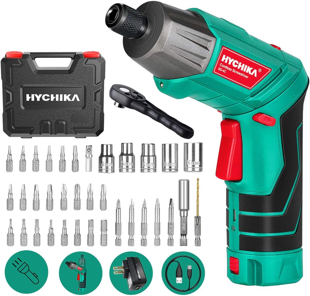Hychika Electric Screwdriver