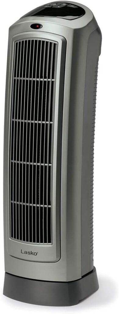 Lasko 5538 Ceramic Tower Space Heater