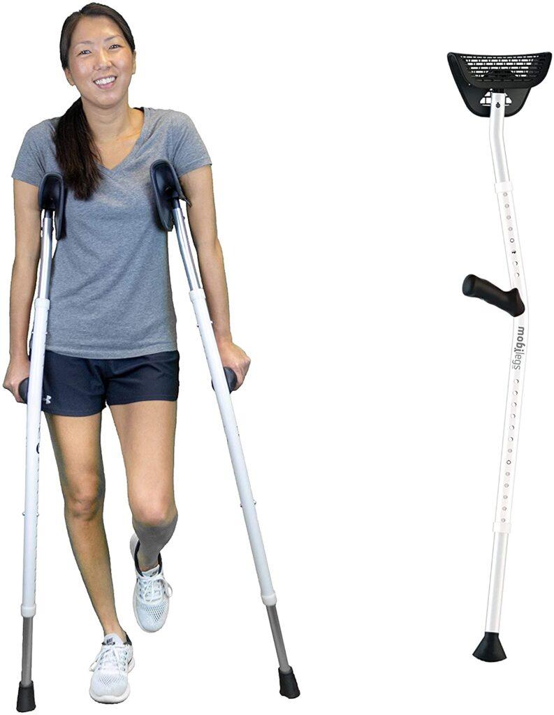 Mobilegs Ultra Crutches