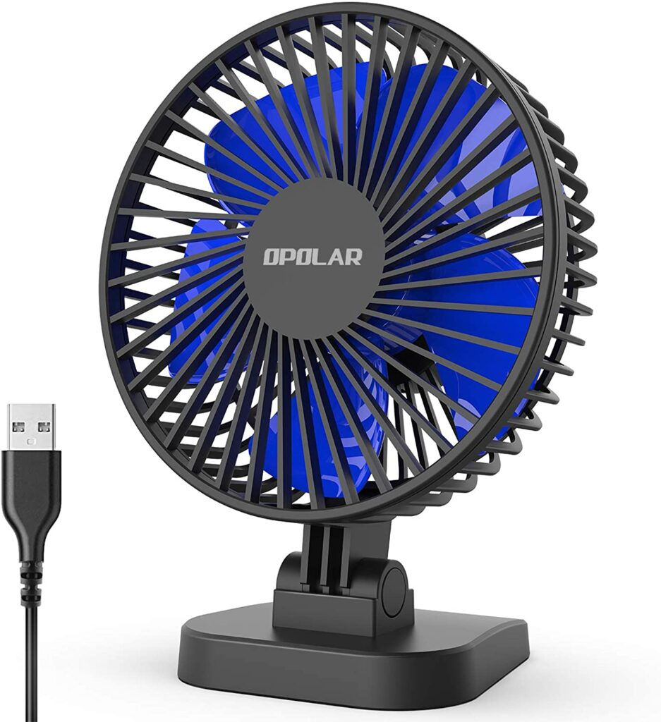 Opolar USB Desk Fan