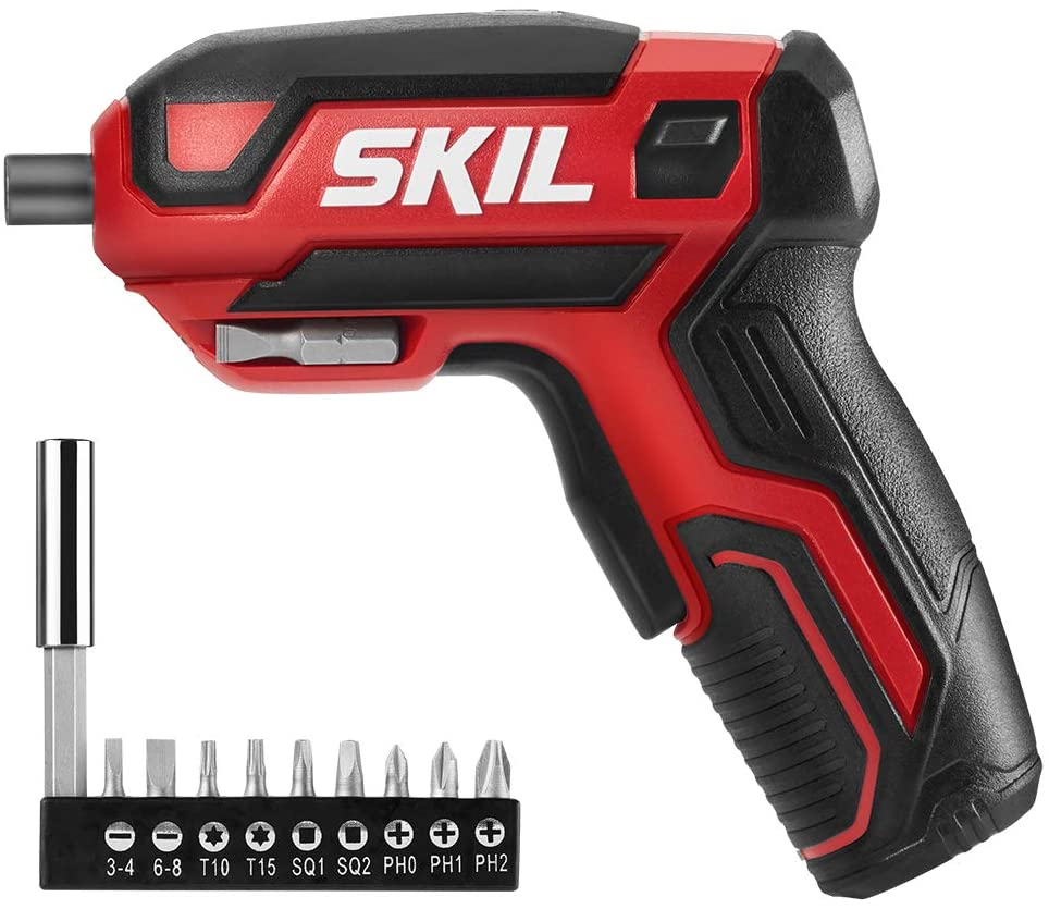 SKIL Rechargeable SD561801 Cordless Screwdriver